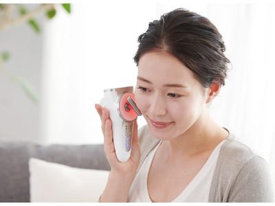 「振動×美容」音波振動で表情筋にアプローチ!リフトケアも頭皮ケアも心地よく。【マルチソニックウェーブ】
