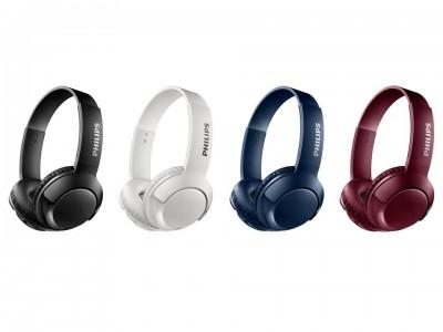 """力強く豊かな重低音再生を実現する""""Bass+""""シリーズのBluetooth対応ワイヤレスヘッドフォンを新発売"""