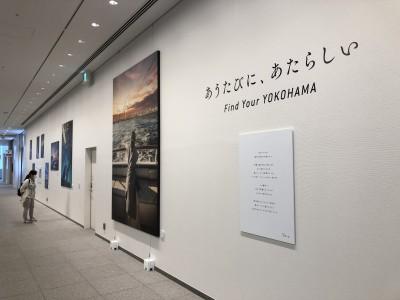 横浜市庁舎にて公式Instagram「@findyouryokohama_japan」の美しい写真を展示!