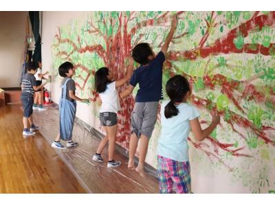 ぺんてるとキヤノンMJの合同企画「校舎の思い出プロジェクト」が「メセナアワード2018」で特別賞「文化庁長官賞」を受賞