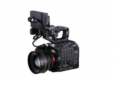 """拡張性に優れたデジタルシネマカメラ""""EOS C500 Mark II""""を発売"""