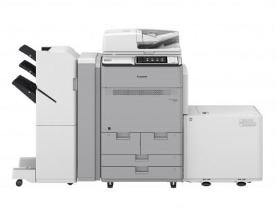 """多様な制作物の企業内印刷を促進する""""imagePRESS C165""""を発売 カラープロダクションプリンターのラインアップを拡充"""