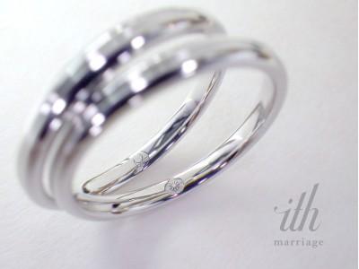 [祝・令和婚]結婚指輪のお守り刻印2種《梅・令月》をithから無料でプレゼント!