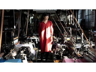 日本の伝統布「会津木綿」でつくるアパレルブランドYAMMAの洋服受注会を開催!