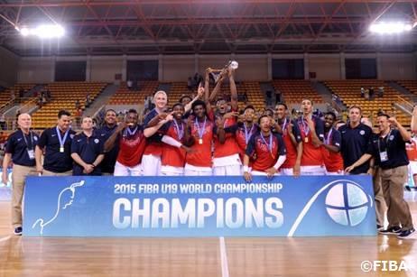 『FIBA U19バスケットボールワールドカップ2017』本日開幕