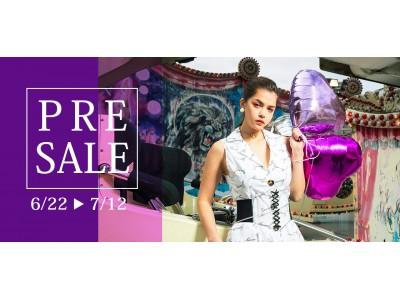 MAX80%OFF - LAネイティブスタイル「glam city(グラムシティ)」が6/22(金)よりS/S PRESALE 開催中!!