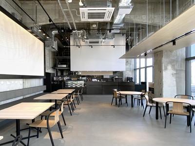 寺田倉庫、「TERRADA ART COMPLEX CAFE」をオープン