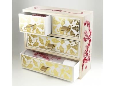 和の基礎化粧品を豪華な贈り物に「花やか白玉肌 よそおい箱」12月8日(木)発売!