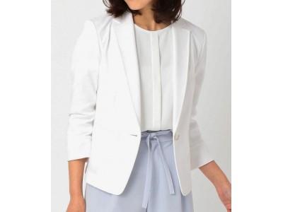 ロングセラーにはワケがある!コムサイズムの高見えサマージャケット