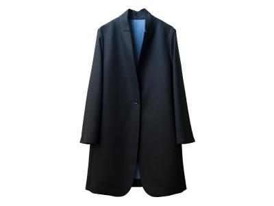 ルミノーゾ・コムサ2周年記念!ジャケット+コート=ジャコットの表裏のカラーを選べるオーダーを店頭にて8月2日(木)スタート。