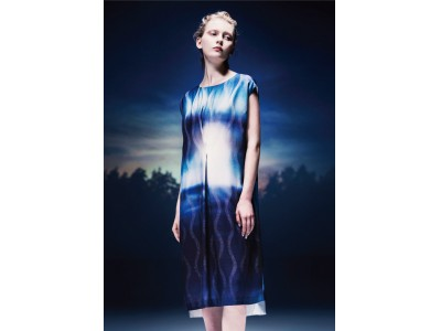 京都・パリ友情盟約締結60周年を記念!「白夜」をイメージしたファッションを店舗限定で展開