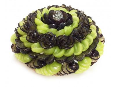 """9月23日""""ぶどうの日""""限定!カフェコムサ33店舗それぞれのパティシエが考えた「ぶどうのケーキ」"""