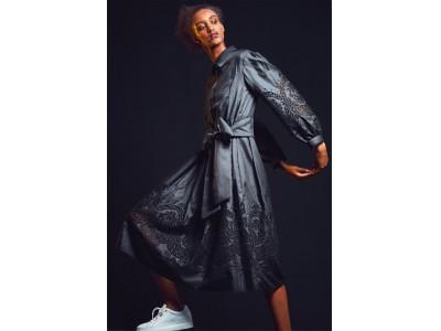 """12月だからこそ店頭に華やぎを与えるファッションを!""""上品・上質・美しく""""アルチザン、バジーレ28、ベータのレディース3ブランドのクルーズラインを店舗限定展開"""