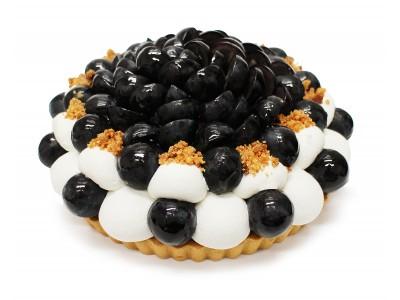 日本のおいしいぶどう!黒ぶどう、赤ぶどう、白ぶどうのケーキ「ぶどう物語」期間限定で開催