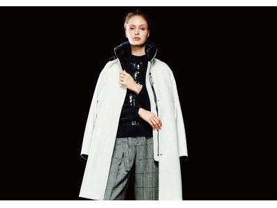 """人気素材ショートフリース仕立てのアンゴラウール!今年の新デザインは大人が気軽に羽織れる""""リュクス&カジュアル""""なバイカラーコート"""