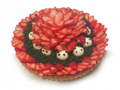 """1月15日は""""いちごの日""""!カフェコムサ35店舗それぞれの個性溢れるいちごの日限定ケーキ発売"""