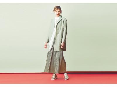 ノンストレスな着心地!素材とパターンにこだわった軽やかなロングジャケット