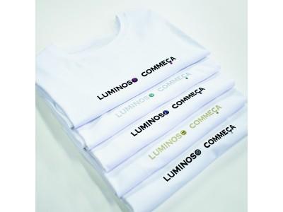 どれが当たるかお楽しみ!ルミノーゾ・コムサのフォーチュンTシャツ発売