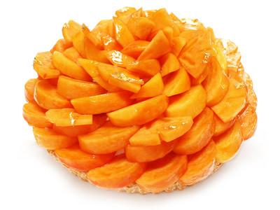 """日本の国果といわれる秋の味覚""""柿""""をケーキとパフェに!「柿フェア」をカフェコムサで開催"""