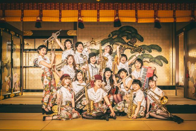 横浜・関内ホール「たをやめオルケスタ JAZZ祭」 チケット発売中!!