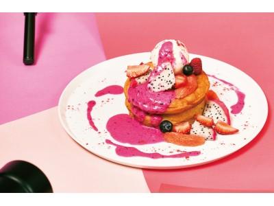 世界中でバズる #PinkFood 「ピンクフード」にインスパイアされた、ぎゅっと果実感も味わえるピンクカラーが主役の夏デザート&ドリンク 7月限定で新登場!
