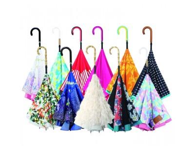 【阪神本店】約2万本の傘が大集合!環境省が推奨する日傘も充実!「阪神 傘まつり」