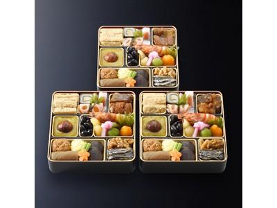 おせち料理のご予約開始!新生活様式にあわせた個食系おせちが充実