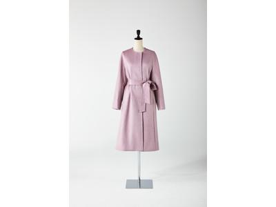 【阪急百貨店うめだ本店】サステナブルに冬ファッションを楽しむ、長く愛用できるコートの受注会を開催!「BY ORDER COAT」