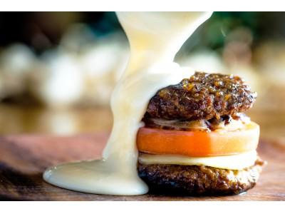 肉フェス2018にチーズソース1.4トン持ち込みます!北海道産ラクレットチーズ&北海道産牛肉100%を使用した肉バーガー 『Cheese Cheers Cafe(チーズチーズカフェ)渋谷』