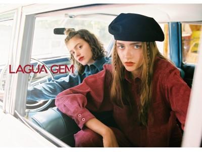 LAGUA GEM(ラグア ジェム)元スライ販売スタッフによる新ブランドLAGUA GEM早くもPOP-UP開催決定!
