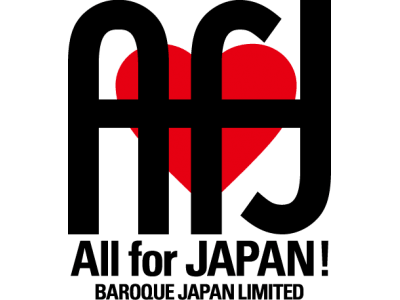 """BAROQUE """"All for JAPAN"""" PROJECT 平成30年 西日本豪雨復興支援について(ご報告とお礼)"""
