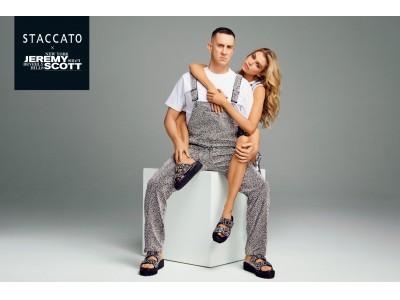 STACCATO(スタッカート)STACCATO×JEREMY SCOTT 2019年S/Sコラボレーションコレクションを発表!