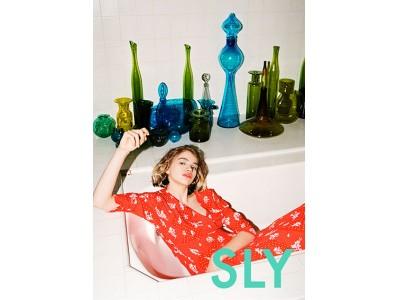 SLY(スライ)2019年2月23日(土)SLYルミネエスト新宿店 リニューアルオープン!