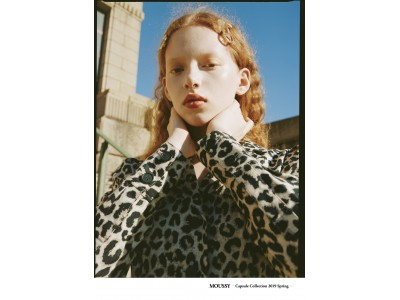 MOUSSY(マウジー)Capsule Collection 2019 Springを発売