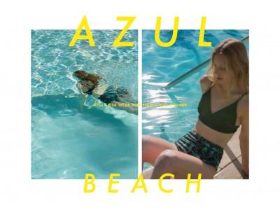 AZUL by moussy(アズール バイ マウジー)サマーシーンで活躍するアイテムが揃った「AZUL BEACH」を発売!