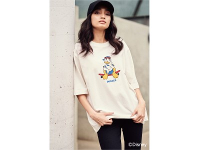 AZUL by moussy(アズールバイマウジー)「DONALD DUCK 85th Years Collection」スペシャルアイテム発売