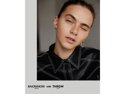 THROW by SLY(スロー バイ スライ)『KNOWHOW』と初のコラボレーションラインを発売