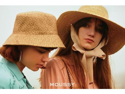 MOUSSY(マウジー)21年春夏シーズンの世界観が詰まった映画のようなファッションストーリーを2月1日(月)より公開