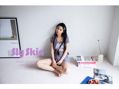 """肌に触れた時に感じる""""着心地の良さ""""を追求したワンマイルコレクション「Sly Skin(スライ スキン)」が「SLY(スライ)」よりデビュー!"""