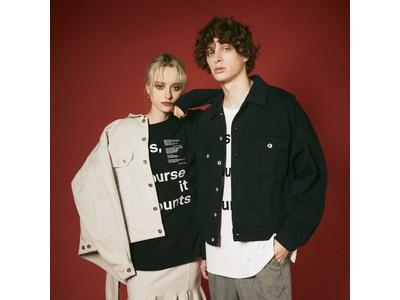 rienda(リエンダ)より、ブランド初となるカップルで着用できる unisex collection を発売!