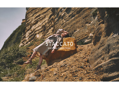 STACCATO(スタッカート)2021FALL COLLECTION公開