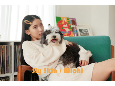 """SLY(スライ)の """"着心地の良さ""""を追求したワンマイルコレクション「Sly Skin(スライスキン)」秋の新作が登場"""