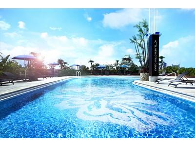 日本列島、真夏日続出! 猛暑のストレスを吹き飛ばす、絶景プールを楽しむデイユースプランを販売!