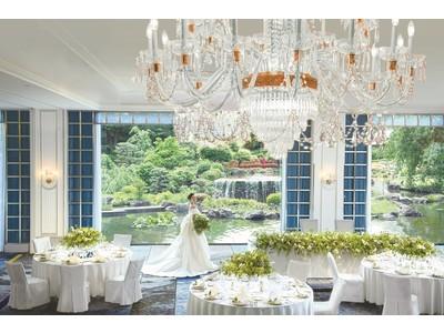 諦めないで!Withコロナ時代にホテルで叶える、6種類のNEW婚礼スタイル発表
