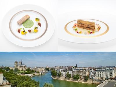 """400年の歴史を誇るグランメゾンがこの秋に贈る、パリの""""印象""""を表現したディナー&ランチコース"""