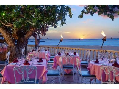 ハワイで迎える感謝祭。1日限りのサンクスギビングデーブランチ&プリフィックスディナー。
