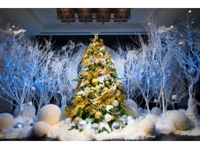 1日1室限定!煌めくツリーと新宿夜景を望むスイートで、最高に贅沢なクリスマスを!