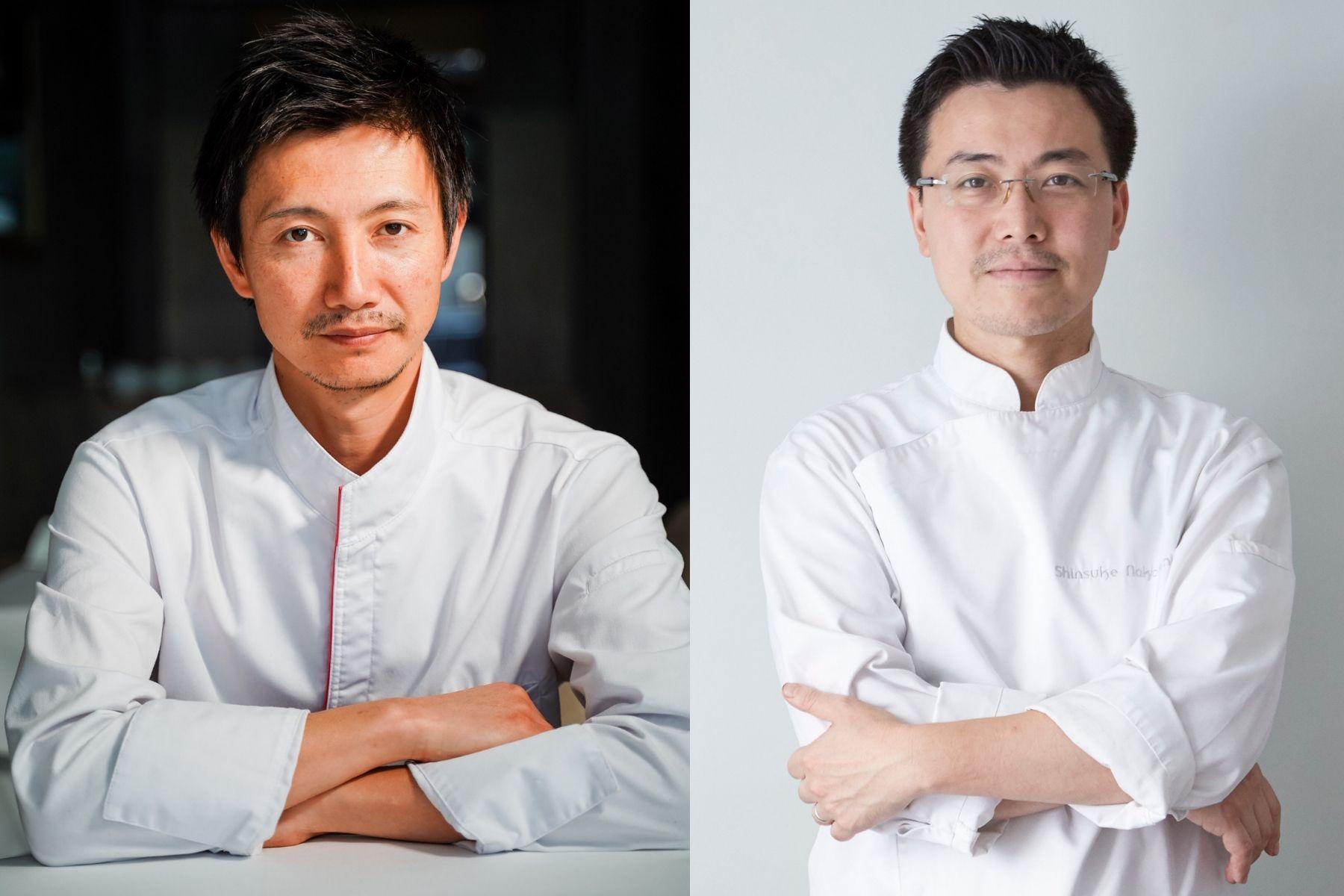 星付レストラン2店舗の美食を一挙に味わう!世界で活躍する日本人シェフフェア第10弾!