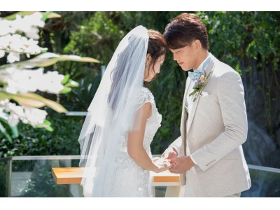 結婚式で伝えたい  たくさんのありがとう