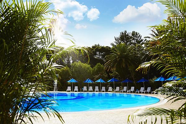 都心から約30分の楽園リゾート。今年は「安心」「安全」に海外旅行気分を満喫